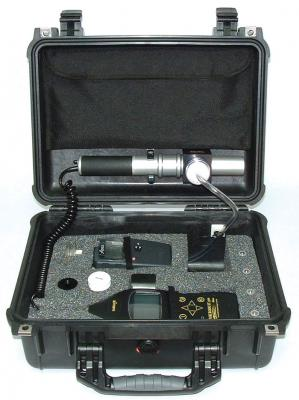 Casella Dust Detective Kit